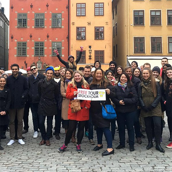 Free Tour Stockholm Old Town Tour Group