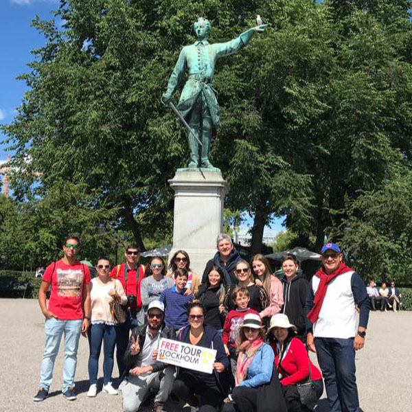 Free Tour Stockholm Old Town Spanish Tour Group